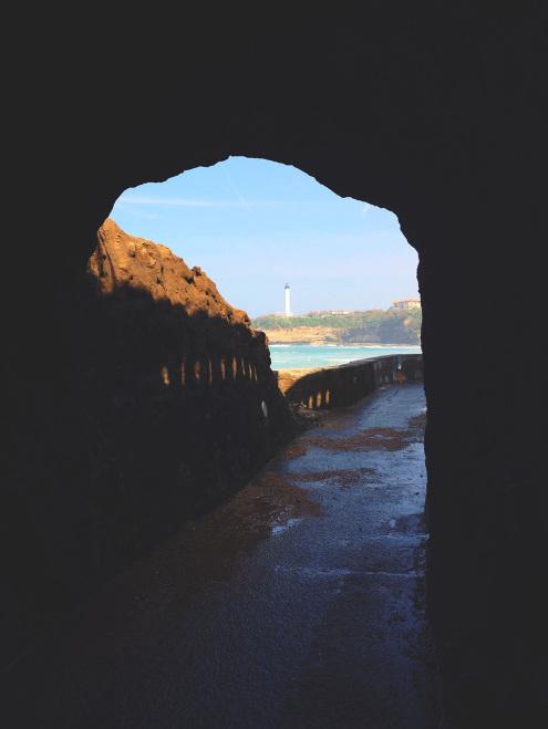 RunningRoute-Tunnel