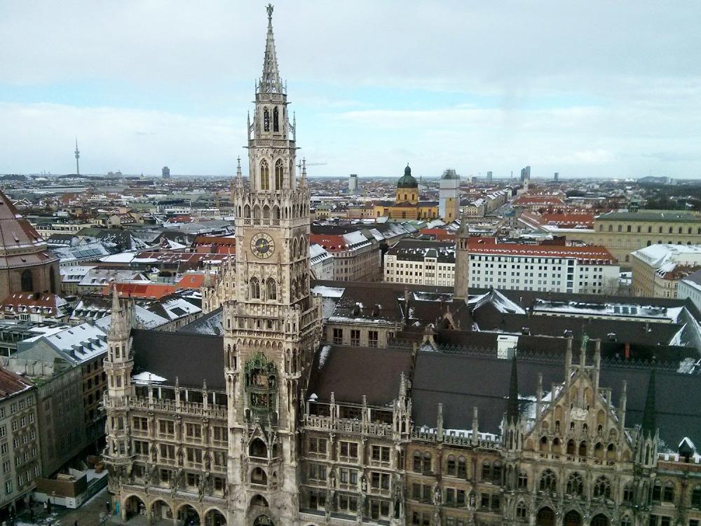 Munich-Church