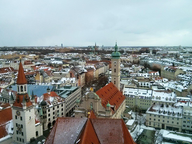Munich-Panorama