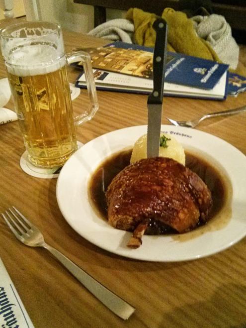 Munich-PorkKnuckle