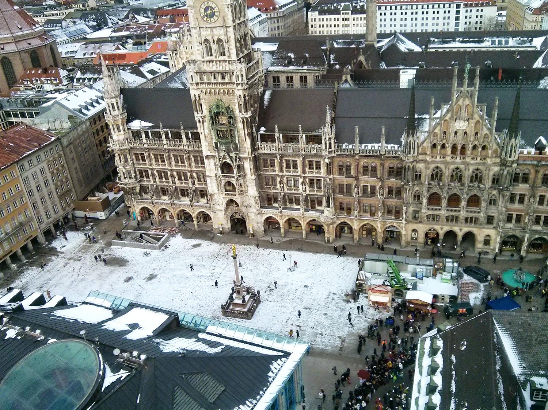 Munich-Square