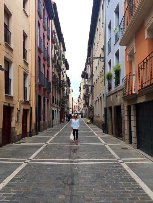 Pamplona-Becca-Street