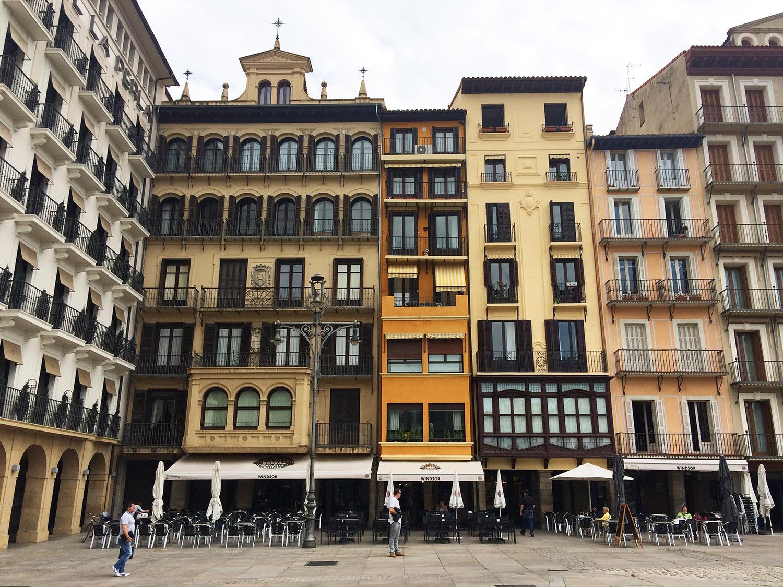 Pamplona-Buildings