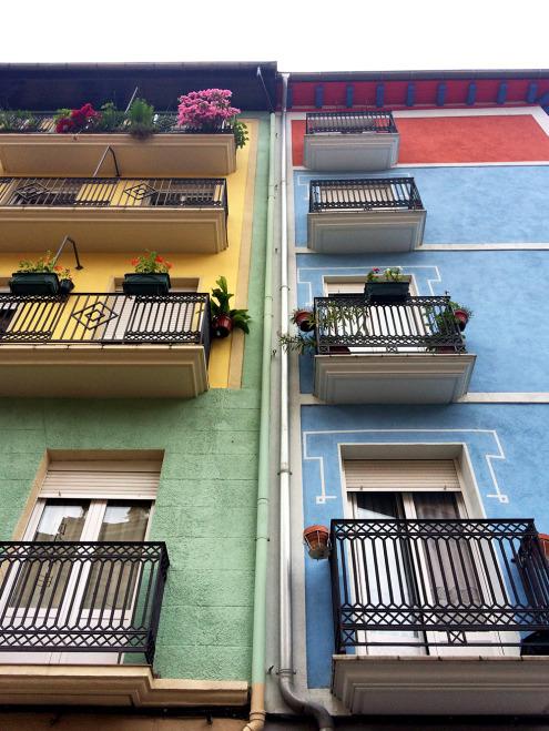 Pamplona-Colors