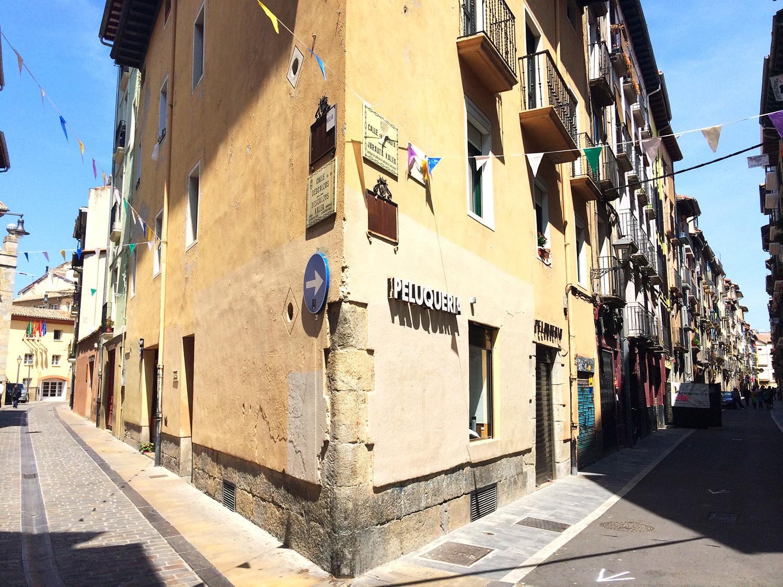 Pamplona-Corner