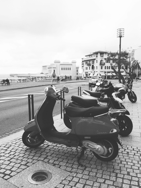 Biarritz-Scooters