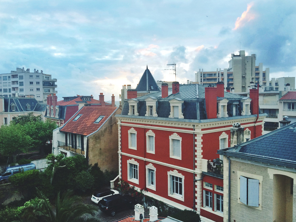 Biarritz-View