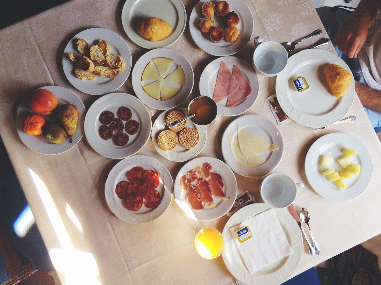 Breakfast-Rioja