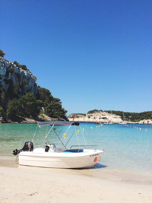 Boat-Menorca