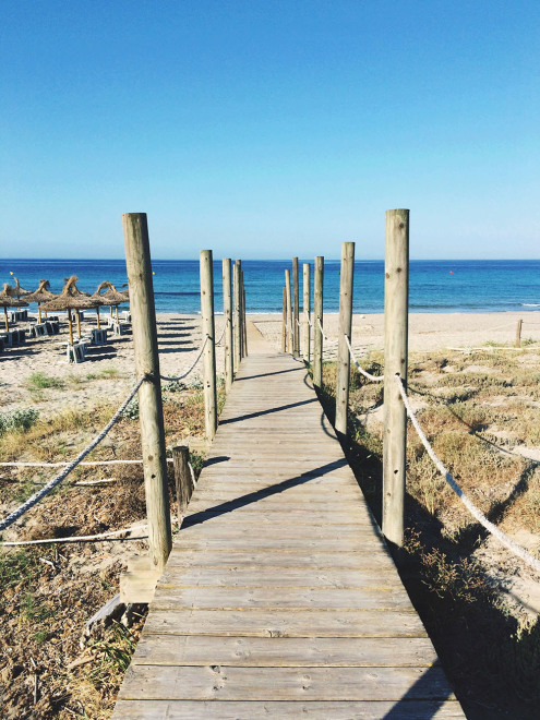 Dock-Menorca