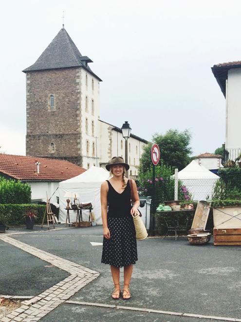 Exploring the Sare Brocante