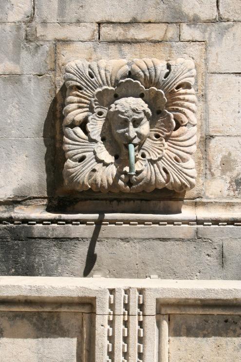 Fountain | Dubrovnik, Croatia