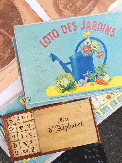 Jeu d'Alphabet | Sare, France