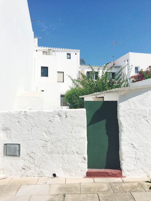 Menorca-White-Buildings
