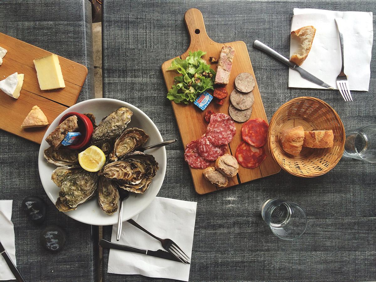 Dejeuner | Pauillac, France