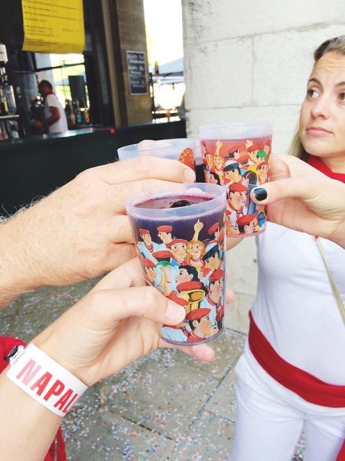 Festival Cups | Fêtes de Bayonne