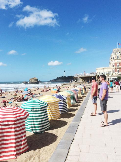 Grande Plage | Biarritz, France