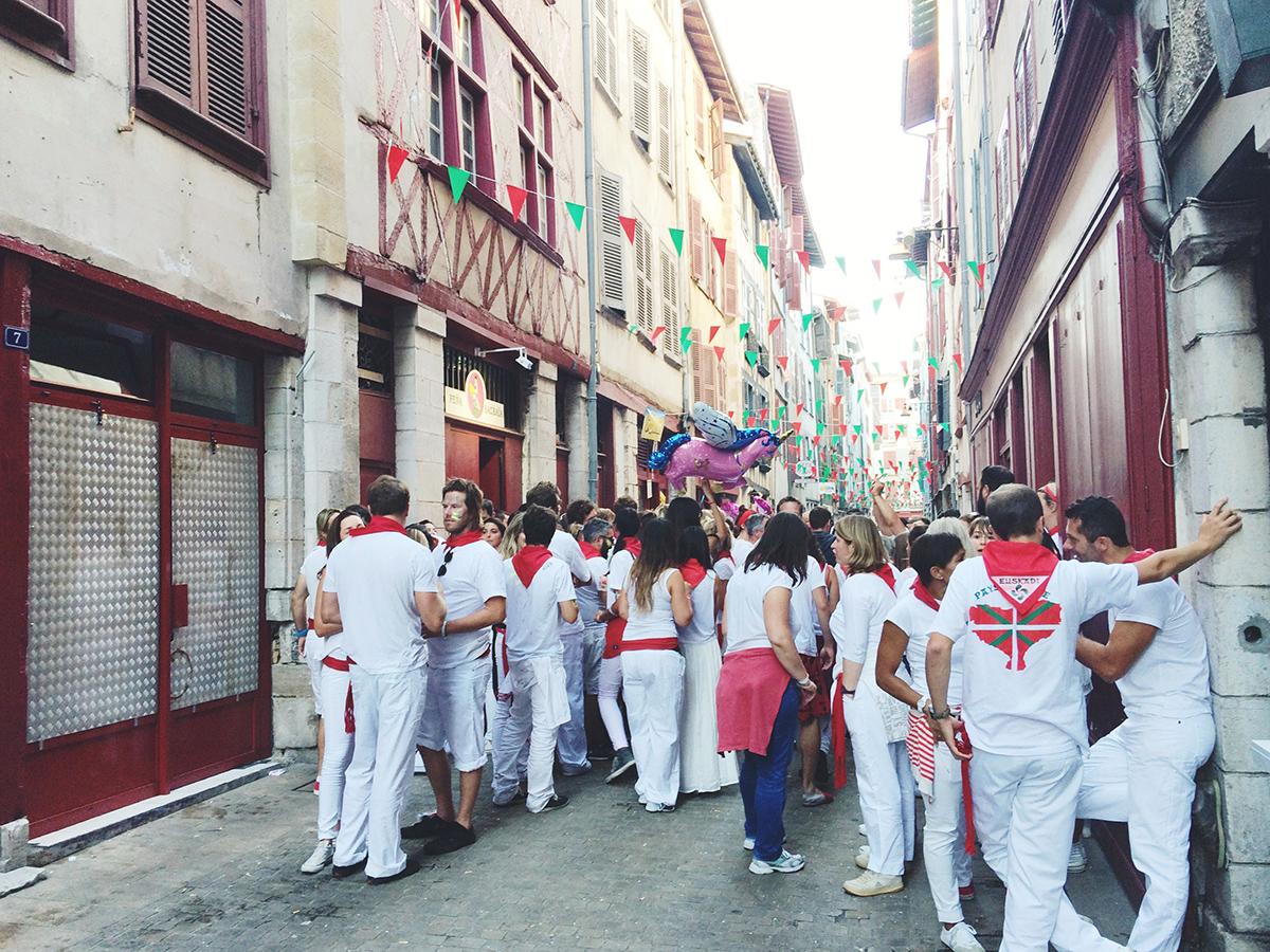 Quiksilver Peña | Fêtes de Bayonne