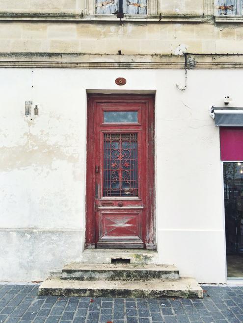 Red Door | Pauillac, France