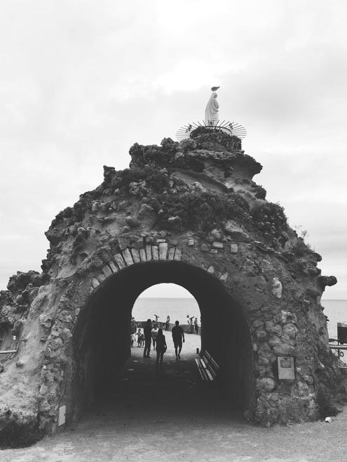 Rocher de la Vierge | Biarritz, France