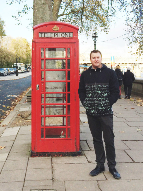 Brent In London
