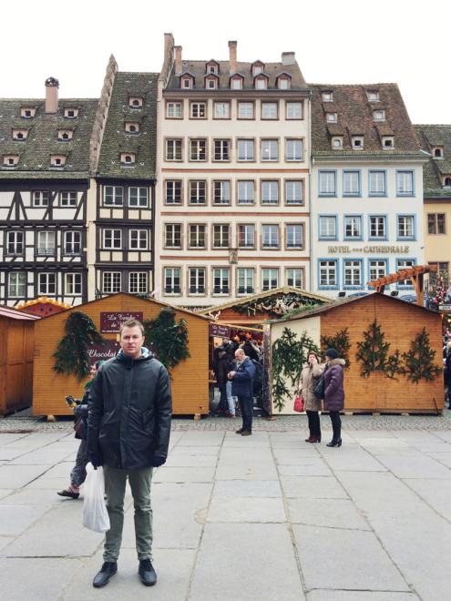 Brent in Strasbourg