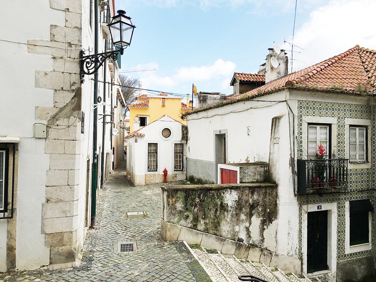 Alfama District | Lisbon, Portugal