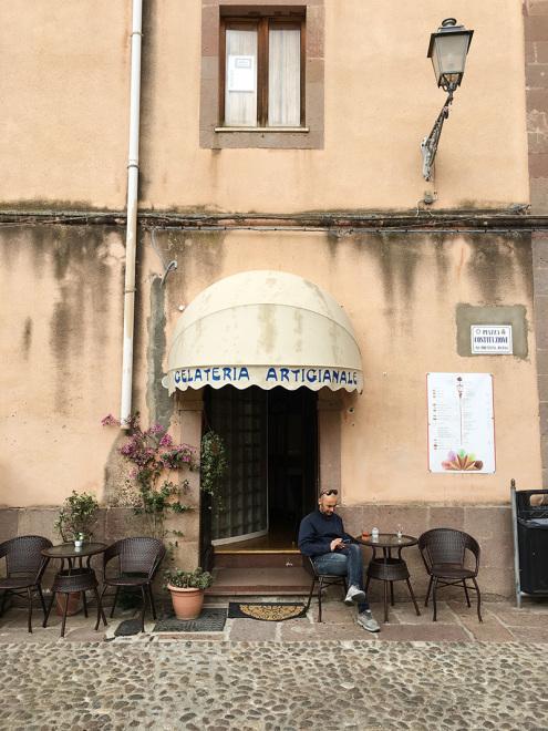 Gelataria | Bosa, Sardinia