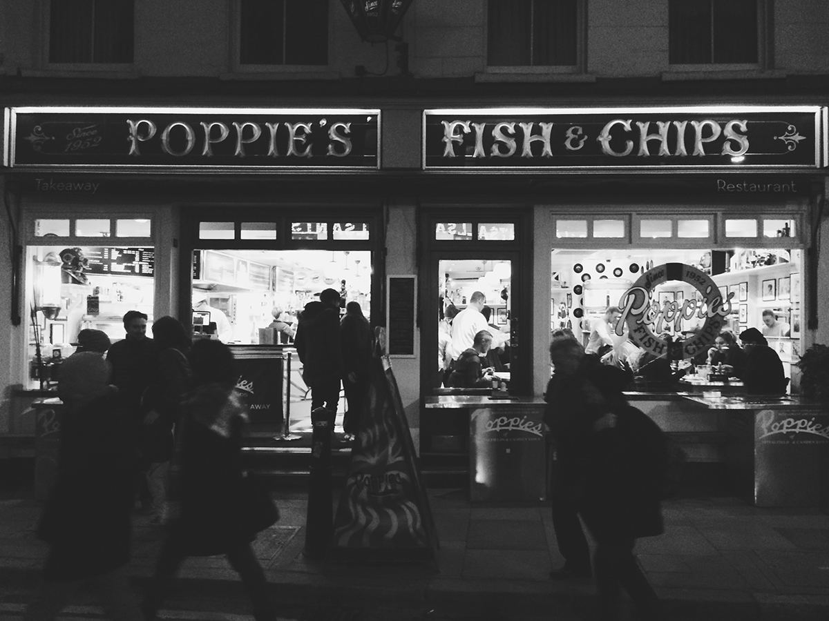 Poppie's Fish And Chips | London