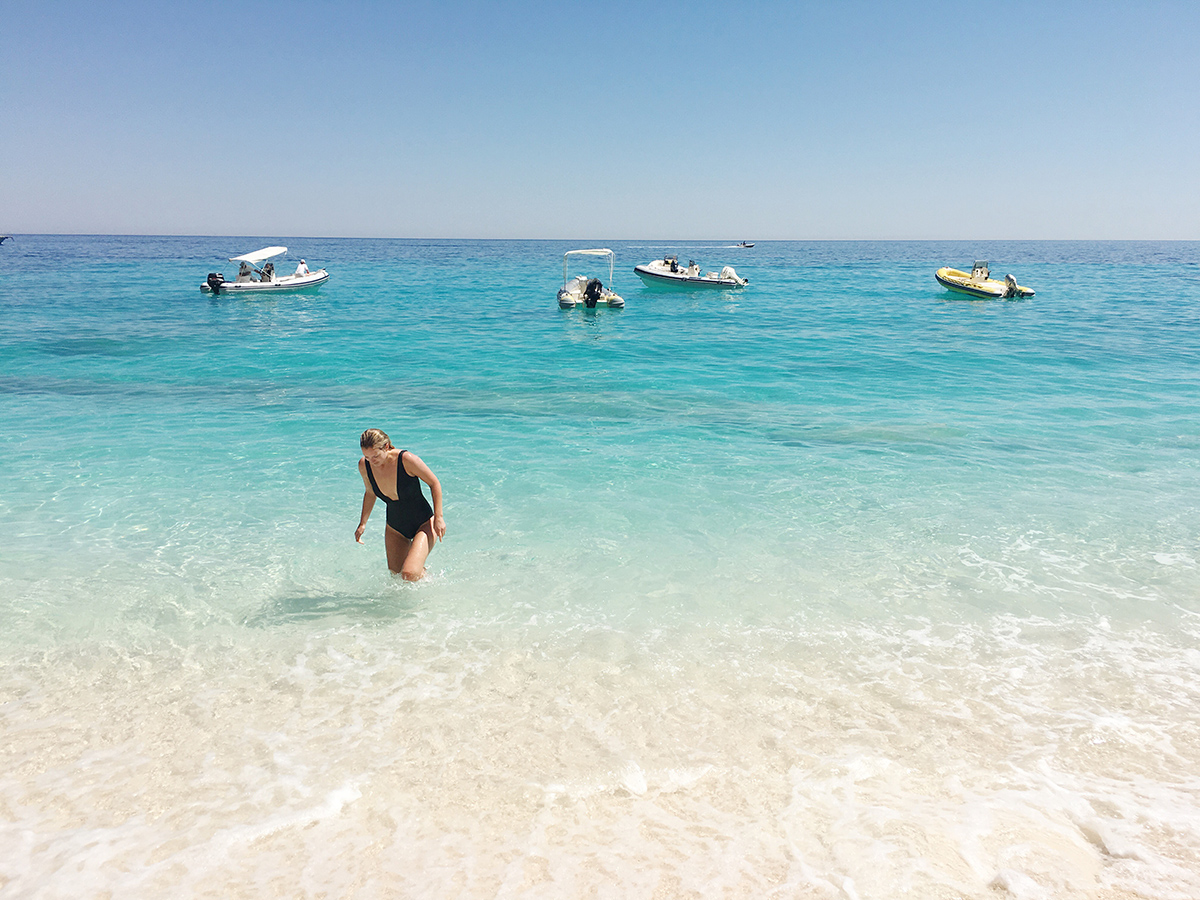 The Island of Sardinia, Italy