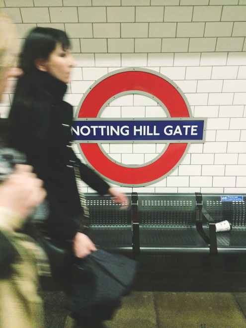 Underground | Notting Hill Gate