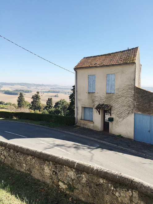 Charming-House-In-Saint-Pastour-France