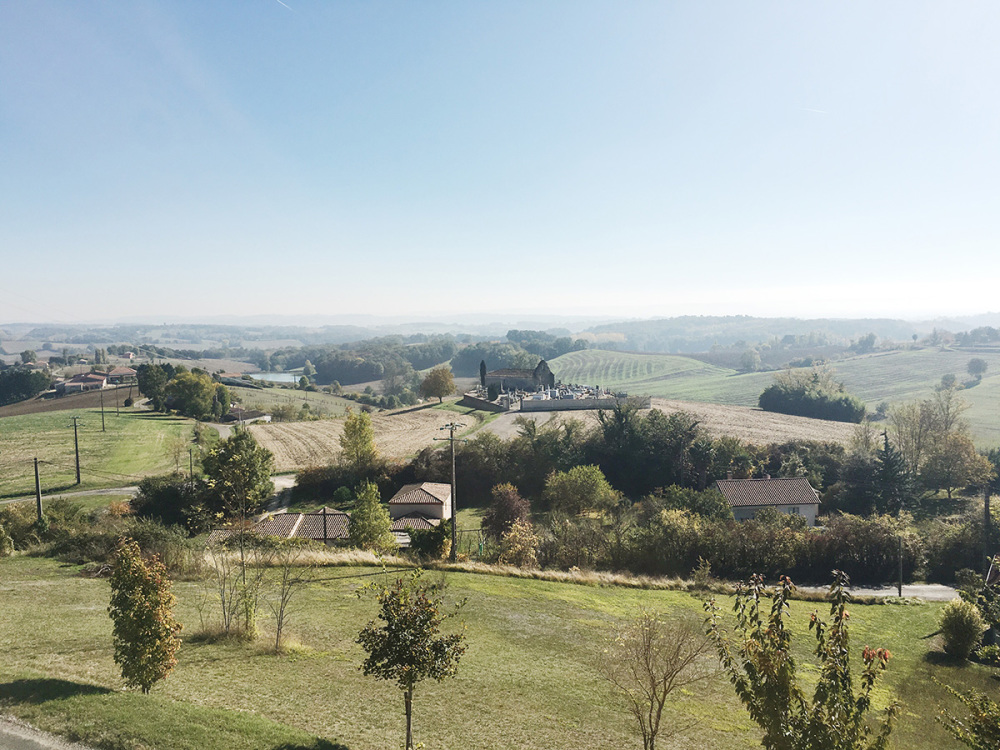 Country-View-From-Saint-Pastour-France