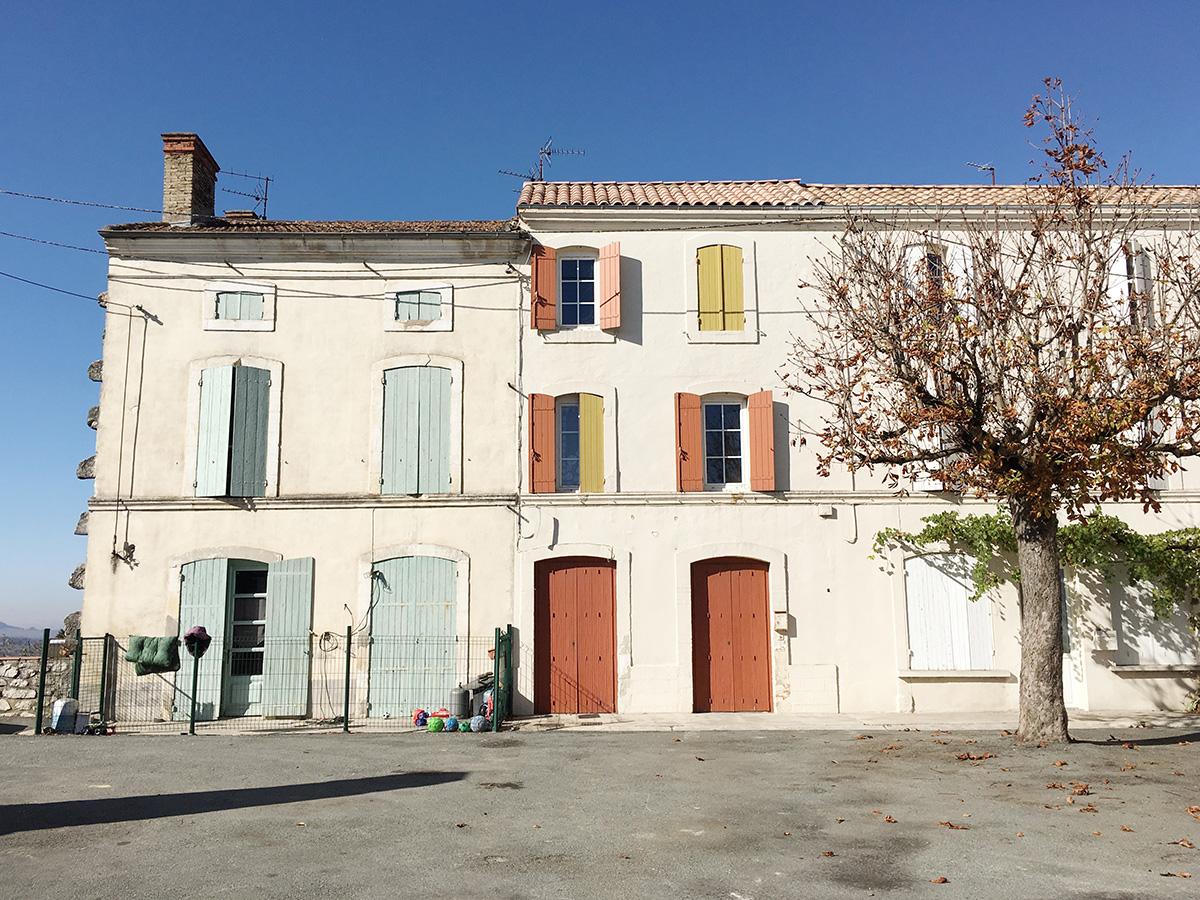 Saint-Pastour-France